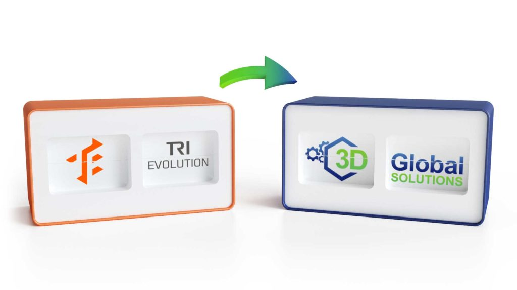 TRI Evolution wird 3D Global Solutions
